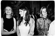 Tracy Macleod, Nigella Lawson, and Philippa Walker. The Booker  Prize dinner . Guildhall, London. EC2. 29 October 1996. © Copyright Photograph by Dafydd Jones 66 Stockwell Park Rd. London SW9 0DA Tel 020 7733 0108 www.dafjones.com