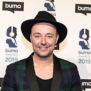 NLD/Hilversum/20190311  - Uitreiking Buma Awards 2019, Niels Geusebroek