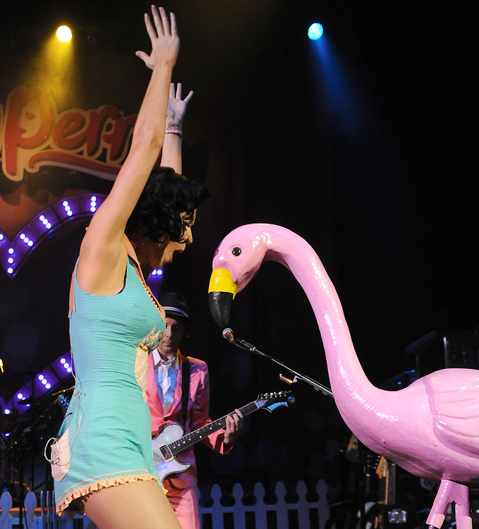 Katy Perry . at the 02 Shepherds Bush Empire .Pix Dave Nelson