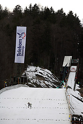 Jumper at e.on Ruhrgas FIS World Cup Ski Jumping on K215 ski flying hill, on March 14, 2008 in Planica, Slovenia . (Photo by Vid Ponikvar / Sportal Images)./ Sportida)
