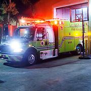USA/Miami/20150727 - Miami, firehouse 40