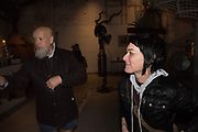 MICHAEL EAVIS; SUE WEBSTER, Stories from the Wasteland, an exhibition of new work by Joe Rush. Vinegar Yard, Bermondsey. London. 21 March 2019