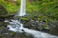 Elowah Falls, Columbia River Gorge National Scenic Area Oregon