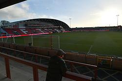 General view of the Highbury Stadium