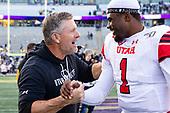 NCAA Football-Utah at Washington-Nov 2, 2019
