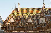 hospices de beaune, hotel dieu beaune cote de beaune burgundy france