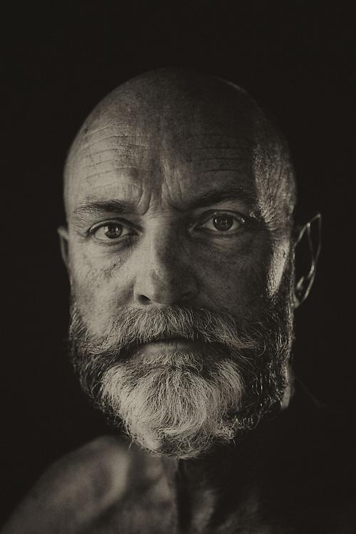 Portrait by Tim Kahane
