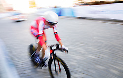 Rider during Stage 1 of 21st Tour of Slovenia 2014 - Time Trial 8,8 km cycling race in Ljubljana, on June 19, 2014 in Slovenia. Photo By Vid Ponikvar / Sportida