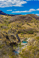 Somoto canyon  Madriz department  in Nicaragua