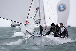 Second day of the Delta Lloyd North Sea Regatta, Scheveningen, the Netherlands, Saturday, 23rd of May 2015.