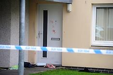 Stabbing - Leishman Drive Dunfermline - 09-12-2020