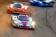August 17, 2013: Grand Am Kansas.  Brian Frisselle<br />    Burt FrisselleAction Express Racing