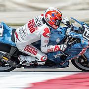 August 4, 2013 - Tooele, UT - Roger Hayden competes in Superbike Race 2 at Miller Motorsports Park. Hayden finished in the second position.