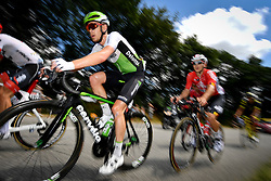July 11, 2018 - Quimper, FRANCE - Belgian Julien Vermote of Dimension Data pictured in action during the fifth stage of the 105th edition of the Tour de France cycling race, from Lorient to Quimper (204,5 km), in France, Wednesday 11 July 2018. This year's Tour de France takes place from July 7th to July 29th. BELGA PHOTO DAVID STOCKMAN - FRANCE OUT (Credit Image: © David Stockman/Belga via ZUMA Press)