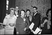 """Louis Marcus attends the world premiere of the film """"Christy Ring"""".<br /> 19.10.1964"""