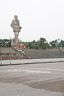 The standing statue of Vietnam's most recognized Communist Revolutionary leader, Ho Chi Minh, is hard to miss in Vinh. The statue is the city's most recognized landmark. (source : eventseeker)