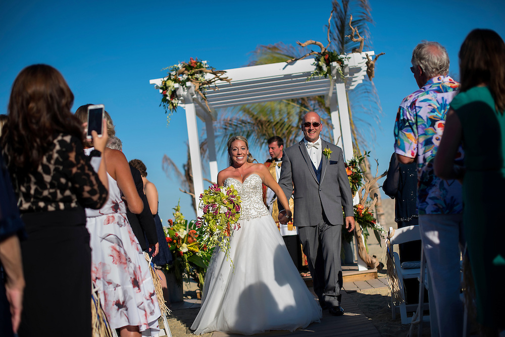 A wedding at Edgewater Beach and Cabana Club Wedding in Sea Bright, New Jersey.