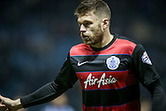 Jamie Mackie (QPR) during the Sky Bet Championship match between Sheffield Wednesday and Queens Park Rangers at Hillsborough, Sheffield, England on 23 February 2016. Photo by Mark P Doherty.