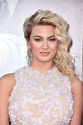 Tori Kelly attends the premiere of Universal Pictures' 'Sing' on December 3, 2016 in Los Angeles, California. Photo by Lionel Hahn/AbacaUsa.com