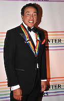Smokey Robinson arriving at The 30th Kennedy Center Honors, in Washington, DC , December 2, 2007.  The 2007 honorees are pianist Leon Fleisher, actor Steve Martin, Ross, film director Martin Scorsese and musician Brian Wilson.