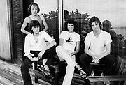 Mark Knopfler and Dire Straits in Nassau Bahamas recording Communiqué 1978