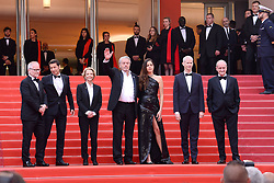 Premiere film 'A hidden life'. 19 May 2019 Pictured: Alain Delon. Photo credit: AFPS/MEGA TheMegaAgency.com +1 888 505 6342