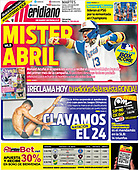 May 04, 2021 - LATIN AMERICA: Front-page: Today's Newspapers In Latin America
