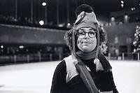 1975 --- Bumble Bee Al Franken --- Image by © Owen Franken/Corbis