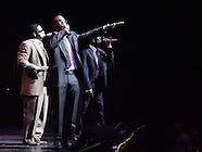 2008 - Boys II Men Concert at the Schuster Center in Dayton
