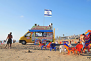 Israel, Mediterranean Sea,