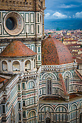 The Basilica di Santa Maria del Fiore (English: Basilica of Saint Mary of the Flower) is the main church of Florence, Italy