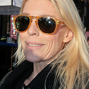 NLD/Amsterdam/20110328 - Uitreking Rembrandt Awards 2011, Judith Osborn met zonnebril