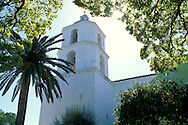 Mission San Luis Rey, (founded 1798)+near Oceanside, San Diego County, CALIFORNIA