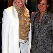 Eenjarig bestaan Louis Vuitton Nederland, Monique Collignon en