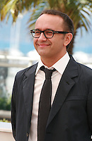 Director Andrey Zvyagintsev at the photo call for the film Leviathan at the 67th Cannes Film Festival, Friday 23rd May 2014, Cannes, France.