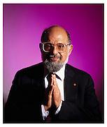 Allen Ginsburg in London