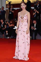 Matilda De Angelis attending the The Sisters Brothers Premiere as part of the 75th Venice International Film Festival (Mostra) in Venice, Italy on September 02, 2018. Photo by Aurore Marechal/ABACAPRESS.COM