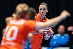 Inger Smits of Netherlands in action during the Women's friendly match between Netherlands and Slovenia at De Maaspoort on march 19, 2021 in Den Bosch, Netherlands (Photo by RHF Agency/Ronald Hoogendoorn)