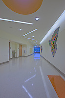 DC area architectural interiors and exteriors of the Potomac School Lower School