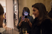 TRACEY EMIN, Opening for Nick Waplington's Alexander McQueen photography exhibition and Christina Mackie's Tate Britain Commission. Tate Britain. London. 23 March 2015