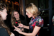 ANN RAFFER; STEPHANIE THEOBALDS; BRONWEN COSGRAVE; , Lauren Goldstein Crowe hosts reception to thank those that particitated in the research for her book: Isabella, A Life in Fashion. The Fumoir. Claridge's. London. 8 November 2010. -DO NOT ARCHIVE-© Copyright Photograph by Dafydd Jones. 248 Clapham Rd. London SW9 0PZ. Tel 0207 820 0771. www.dafjones.com.