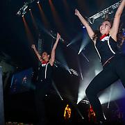 NLD/Amsterdam/20121117 - Danny de Munk 30 jaar in het vak, Dansers van Lucia Marthas dansschool