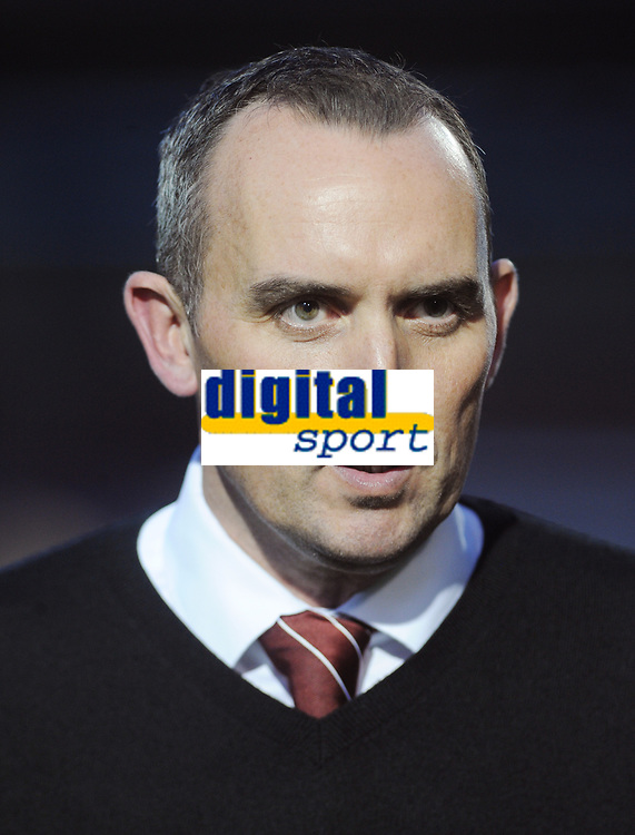 Football - 2016 / 2017 EFL League Cup - 3th round Northampton town v Manchester United<br /> <br /> Northampton Town Chairman Kelvin Thomas  at Sixfields Stadium<br /> <br /> <br /> Credit : Colorsport / Andrew Cowie