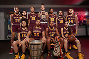 SPRINGFIELD, MA. Saturday, January 19, 2019. Christ The King Girls portraits. Hoophall Classic at the Naismith Memorial Basketball Hall of Fame. NOTE TO USER: Mandatory Copyright Notice: Photo by Jon Lopez