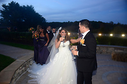 """EXCLUSIVE: 'Jersey Shore' alum, Deena Cortese tied the knot in gorgeous vineyard ceremony. The reality star's castmates showed up to celebrate with her and Chris Buckner. Ex-Jersey Shore star Deena Cortese reportedly married her longtime boyfriend Christopher Buckner on Saturday with her former co-stars looking on. The Shore-studded wedding in Cortese's hometown of New Egypt, N.J. included guests Nicole """"Snooki"""" Polizzi, Jenni """"JWoww"""" Farley, Vinny Guadagnino, Paul """"DJ Pauly D"""" DelVecchio, Sammi """"Sweetheart"""" Giancola and Mike """"The Situation"""" Sorrentino. Cortese, 30, and Buckner got engaged in November 2016 during a weekend trip to Mexico on their five-year anniversary. Buckner appeared on Jersey Shore in 2011, and the two also took their relationship conversations to the VH1 series Couples Therapy in 2014. 28 Oct 2017 Pictured: Deena. Photo credit: Aaron Showalter / MEGA TheMegaAgency.com +1 888 505 6342"""