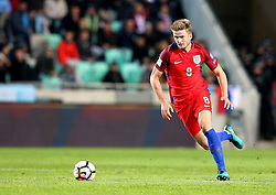 Eric Dier of England runs with the ball - Mandatory by-line: Robbie Stephenson/JMP - 11/10/2016 - FOOTBALL - RSC Stozice - Ljubljana, England - Slovenia v England - World Cup European Qualifier