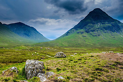 Glencoe - the footpath to Glen Etive, Highlands of Scotland<br /> <br /> (c) Andrew Wilson | Edinburgh Elite media