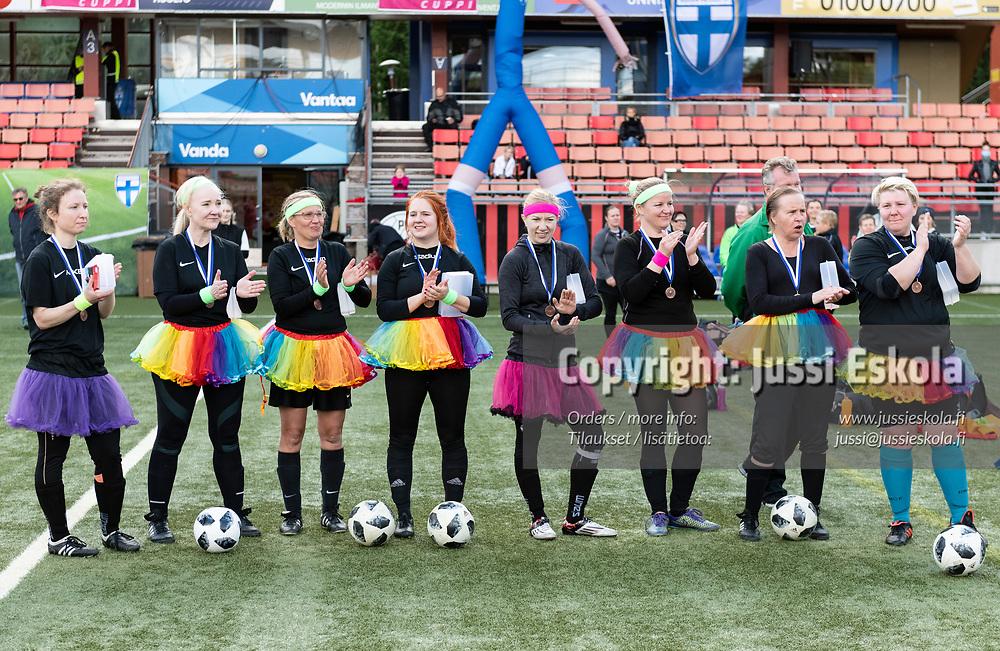 Unelma Cuppi. Vantaa 19.9.2020. Kuva: Jussi Eskola