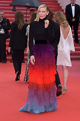 "71st Cannes Film Festival 2018, Red Carpet film ""Blackkklansman"". Pictured: Cate Blanchett"