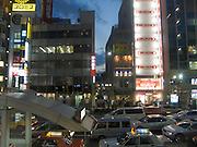 Okachimachi at sunset